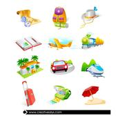 TRAVEL ICONS VECTOR PACK.eps