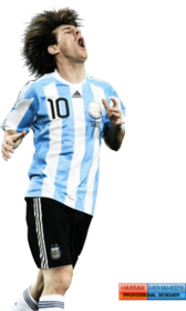 Lionel Messi- BY.MR.HASSAN PSD