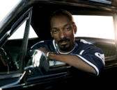 Snoop Dogg In Car PSD