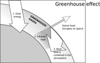 Capjerimum Greenhouse Effect