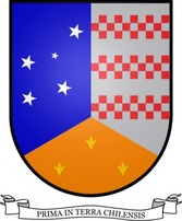 Stars Blue Coat Of Arms Of Magallanes Chile