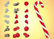 Candy pictogrammen