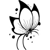 BUTTERFLY FREE VECTOR 4.eps