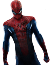 The Amazing Spiderman PSD
