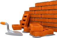 Cinder Blocks PSD