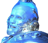 Mr Freeze PSD