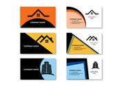 Modern Real Estate Visiting Card Design