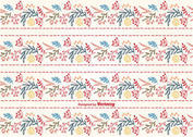 Cute Floral Background Pattern