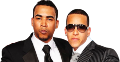 Don Omar & Daddy Yankee PSD