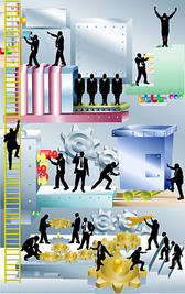 Business Vector Illustrations