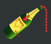 Champagne - for Major events