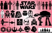 Starwars Day Icon Pack