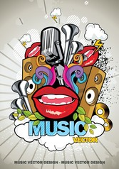 Trend Of Music Posters 01