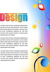 Colorful Advertising Posters 02