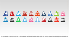 Free Triangle Vector Icons Set