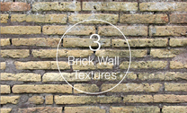 3 Brick Wall Backgrounds