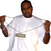 Crooked I With Necklace (241 Design) PSD
