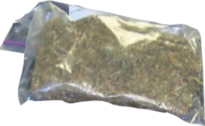 Pound of Weed In Bag (241 Design) PSD