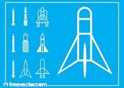 Space Shuttle Icons