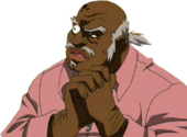 Uncle Ruckus From The Boondocks (TRENDSETTERS) PSD