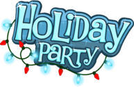 hOLiday paRty PSD