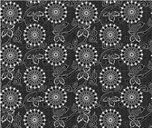 Vector Traditional Tiled Background Material-50
