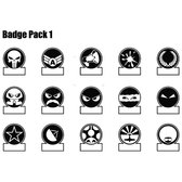 BADGE ICONS VECTOR PACK.eps