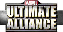 Marvel Ultimate Alliance Logo PSD