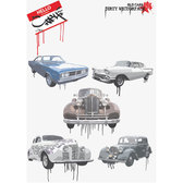 DIRTY CARS VECTOR PACK.eps