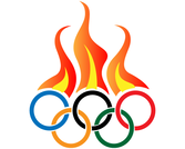 Olympic Logo Vector Art