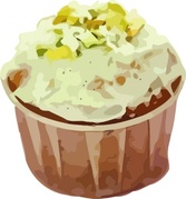 Small Cup Cake