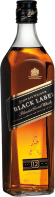 Johnnie Walker Black Label PSD