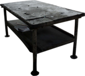 old table decay PSD