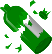 Very Broken Bottle