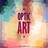 Optic art design