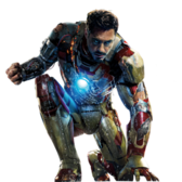 Tony Stark (Iron Man 3) PSD