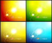 a dazzling abstract background 02
