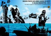 Armed Pirate Vectors & Armed Guards, Modern Pirates