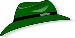 Clothing Green Hat