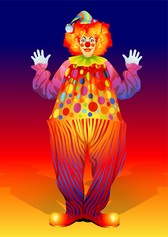 Clown Illustrator 02