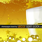 CHAMPAGNE TOAST VECTOR.ai