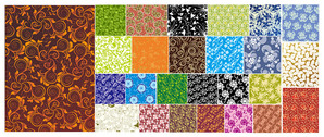 25 Practical Pattern Background Material