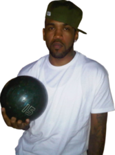 Lloyd Banks Bowling Ball PSD