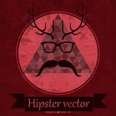 Free hipster