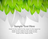 Vector Template Greenery and Nature2