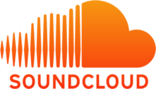 Soundcloud Logo PSD