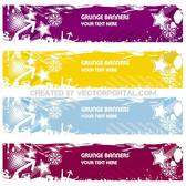 GRUNGE BANNERS.eps