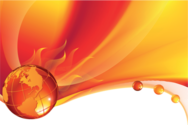 A Burning Earth Abstact PSD