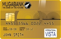 Golden Credit Card