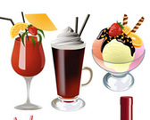 Cocktails and Summer Sweets Set